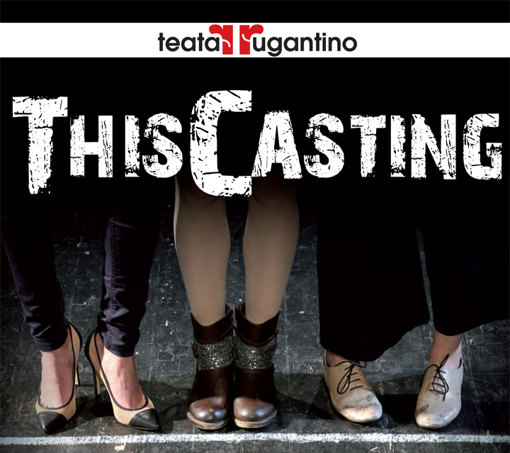 ThisCasting - poster predstave
